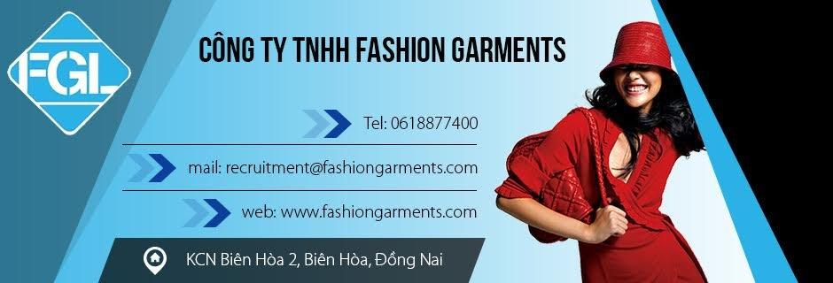 CÔNG TY TNHH FASHION GARMENTS