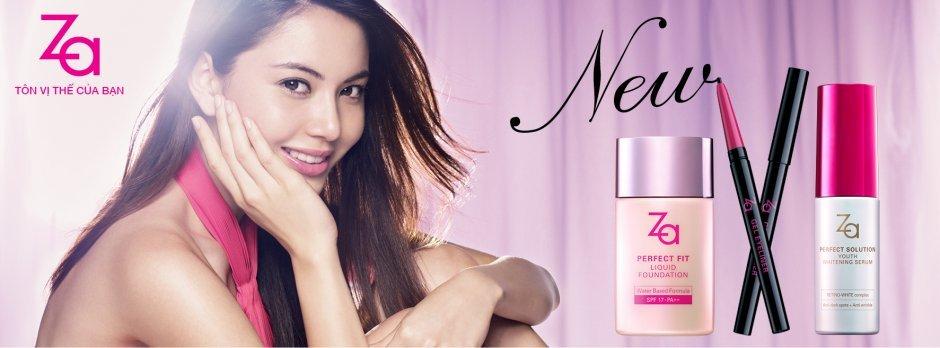 CTY TNHH Mỹ Phẩm Shiseido Việt Nam