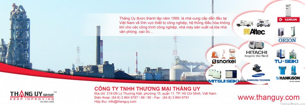 Công ty TNHH TM Thăng Uy