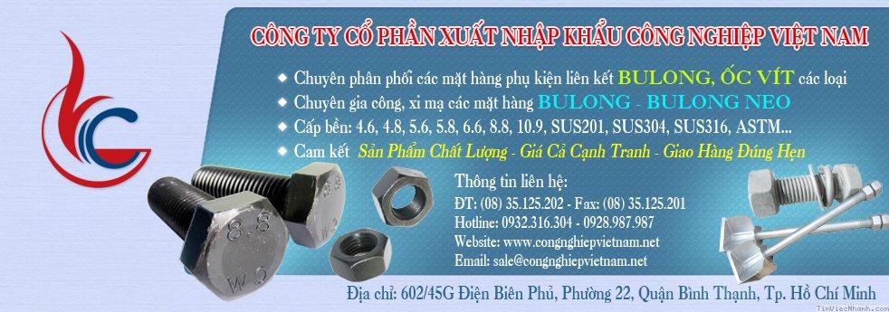 Công ty Cổ phần XNK Công nghiệp Việt Nam