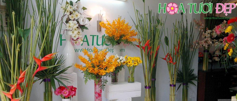 HoaTuoiDep.com - Công Ty TNHH Hoa Tươi Đẹp
