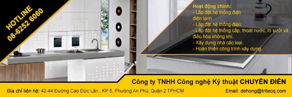 Công ty TNHH Công nghệ Kỹ thuật Chuyền Điển