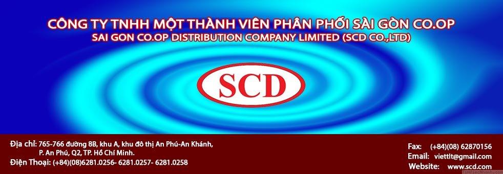 Công ty TNHH MTV PHÂN PHỐI Sài Gòn COOP